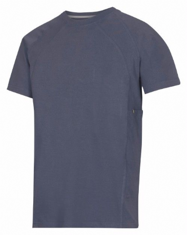 Snickers 2504 T-shirt with MultiPockets (Steel Grey)